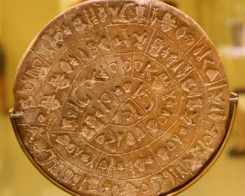 Giải mã ký hiệu bí ẩn trên chiếc đĩa Hy Lạp cổ 4000 năm tuổi