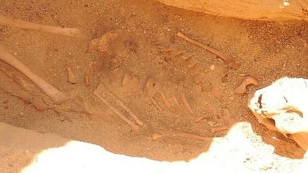 Tìm thấy hơn một triệu xác ướp cổ ở sa mạc