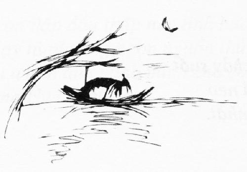 Trang thơ Làng bên sông