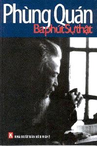 """""""Phùng Quán - Ba phút sự thật"""", cuốn sách nhân tình và xúc động"""