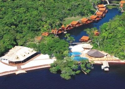 Manaus - miên man núi rộng sông dài
