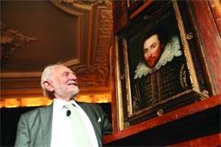 Tìm thấy chân dung đích thực của Shakespeare