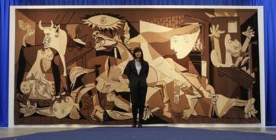 Guernica trở lại London