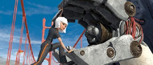 Hollywood đặt niềm tin vào công nghệ làm phim 3-D mới
