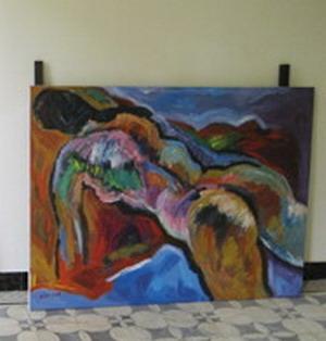 Triển lãm tranh: Nude hay không?