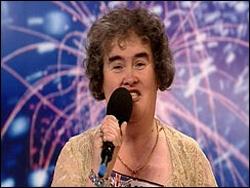 """""""Cơn sốt"""" của cư dân mạng về một giọng ca nghiệp dư đến từ Anh quốc"""