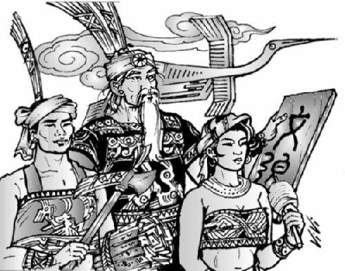 Về chữ Lạc 貉 trong Lạc Long Quân 貉龍君