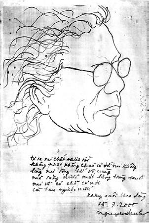 Trang thơ tưởng niệm