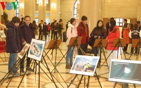 Triển lãm ảnh về Biển Đông tại Seoul, Hàn Quốc