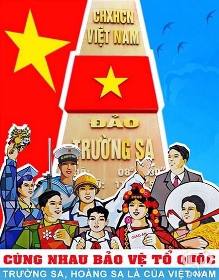 Tình yêu biển đảo qua sáng tác của văn nghệ sĩ Tiền Giang