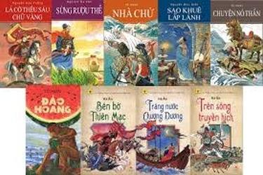 Những hình thái diễn ngôn mới trong tiểu thuyết lịch sử Việt Nam sau đổi mới