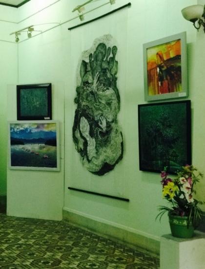 """Nhóm """"Lại Về Lại"""" bày tranh cùng Festival Huế 2016"""