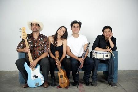 Ban nhạc Paulina y el Buscapié tham gia Festival Huế 2016
