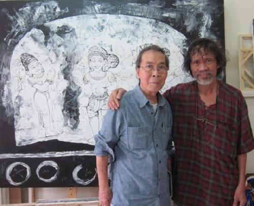 Những kỷ niệm từ họa sĩ Đinh Cường