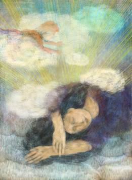 Đứa con dưới mộ