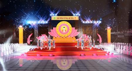 Lễ hội Quảng Chiếu sẽ được diễn ra lần đầu tiên tại Festival 2016.