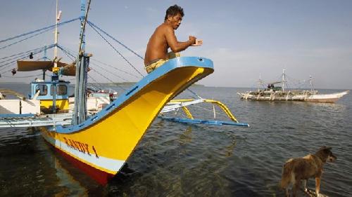 Đánh bắt ở Biển Đông, ngư dân sợ tàu Trung Quốc hơn hải tặc