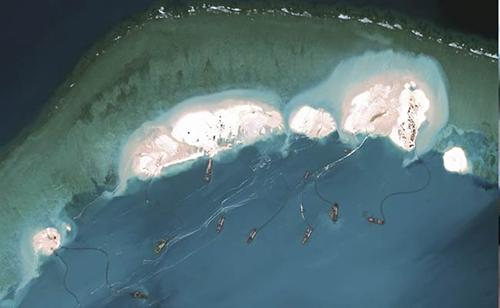 Trung Quốc lập phòng thí nghiệm, củng cố yêu sách Biển Đông