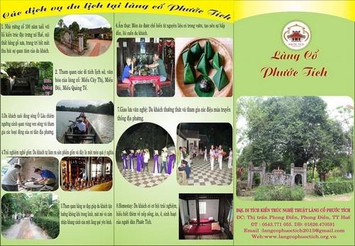 """Nhiều chương trình tại lễ hội """" Hương xưa làng cổ- Du lịch cộng đồng"""" huyện Phong Điền năm 2016"""