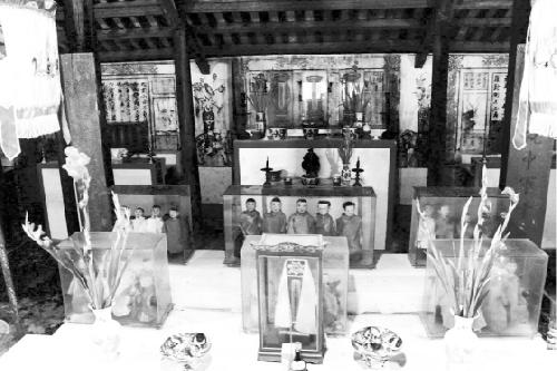 Đôi nét về việc thờ Ông Làng trong các gánh hát tuồng ở Huế