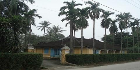Biến đổi kiến trúc nhà vườn truyền thống Huế