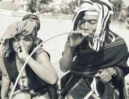 Dấu ấn văn hóa tộc người trong không gian ẩm thực làng bản miền tây xứ Huế