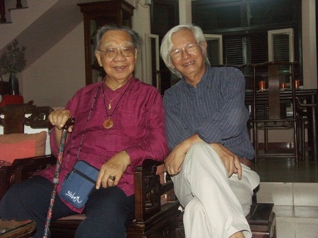 """Với nhà dân tộc nhạc học Trần Văn Khê """"Năm mươi năm ấy biết bao nhiêu tình"""""""