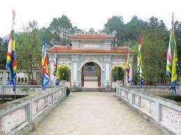 Họp báo Lễ hội Đền Huyền Trân Xuân Đinh Dậu - 2017 và Lễ đón bằng chứng nhận Di sản văn hóa phi vật thể quốc gia Nghề dệt Dèng