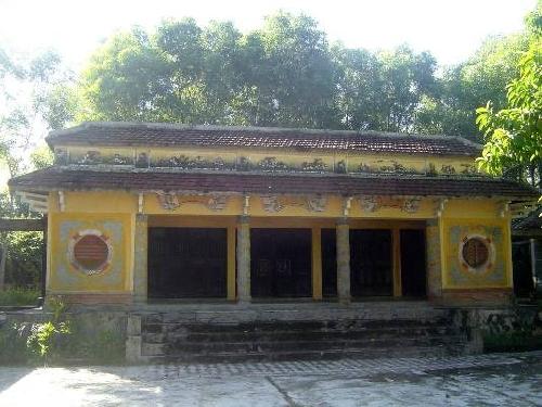Làng cổ Dương Hoá - Trần Viết Điền