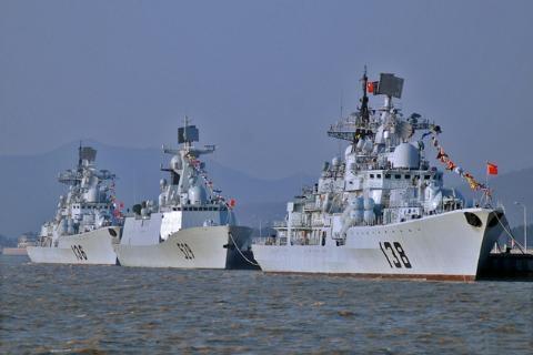Mỹ: Không chấp nhận Trung Quốc hành động trên biển Đông
