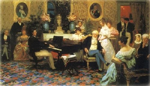 Lược sử nhạc cổ điển: Thời kỳ Lãng mạn
