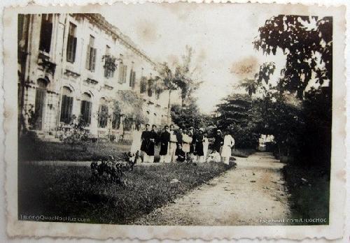 Con đường Quốc học