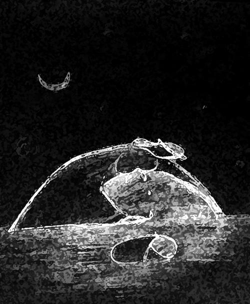Truyện ngắn của Vũ Văn Song Toàn: Nước mắt Châu Long