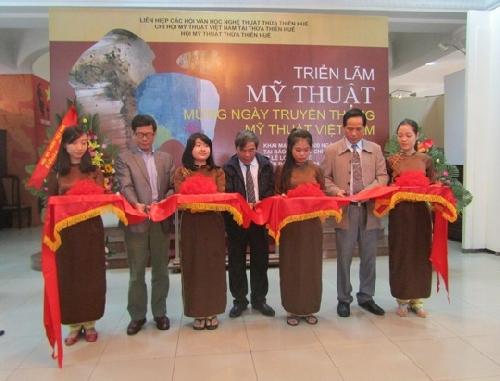 Triển lãm mừng ngày Truyền thống Mỹ thuật Việt Nam năm 2016