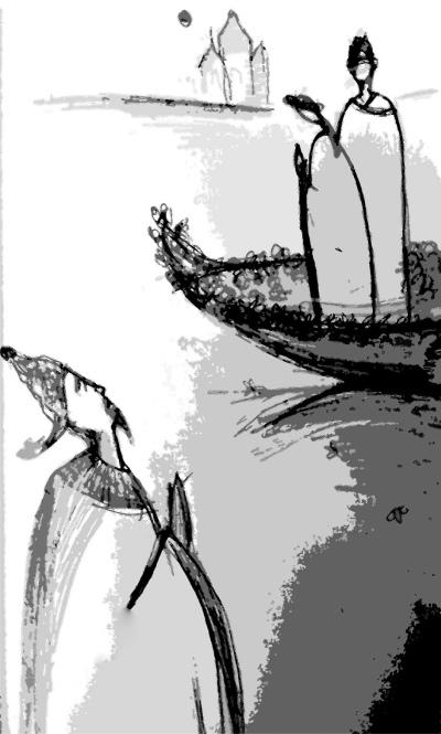 Phận má hồng - truyện ngắn của Trần Bảo Định