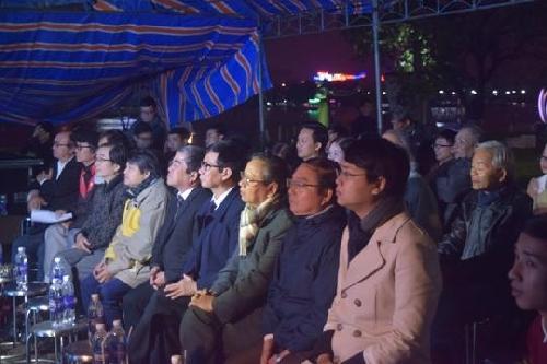 Hội Nhà văn Thừa Thiên Huế tổ chức đêm thơ Nguyên Tiêu Đinh Dậu (2017)