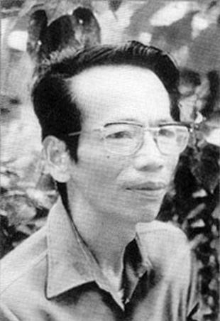 Nhà thơ Tường Phong Nguyễn Đình Niên