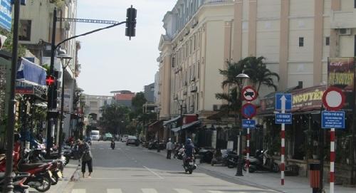 Phân luồng giao thông phố đi bộ Chu Văn An-Võ Thị Sáu-Phạm Ngũ Lão