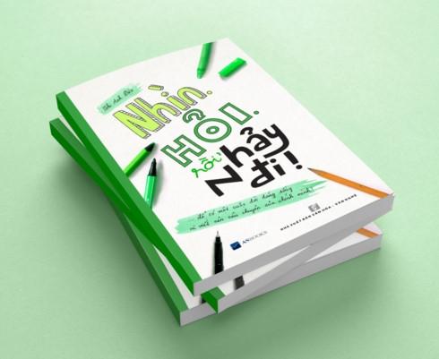 Ra mắt cuốn sách truyền cảm hứng cho giới trẻ