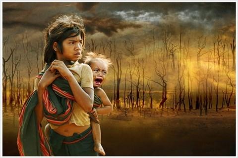 Lục lại những bức ảnh cũ đoạt giải cao của nhiếp ảnh Việt Nam