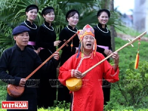 Chính thức đệ trình UNESCO công nhận hát Then là di sản thế giới
