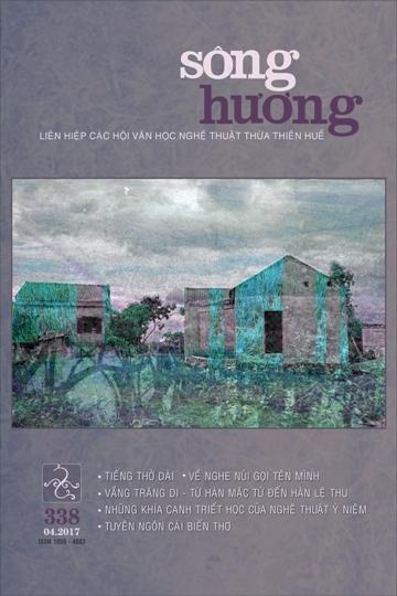 Đón đọc Sông Hương Số 338 - tháng 04/2017