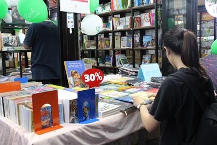 Những trang sách trời Âu sẽ hội tụ tại đường sách TP Hồ Chí Minh