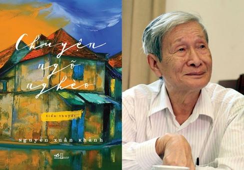 """Nhà văn Nguyễn Xuân Khánh: """"Tôi viết văn được là do... học ngoại ngữ"""""""