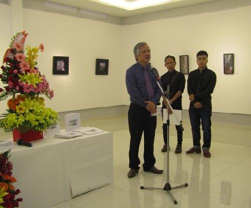 """Triển lãm """"Chuyện chưa kể"""" của Phan Vũ Tuấn và Phan Đình Khánh"""