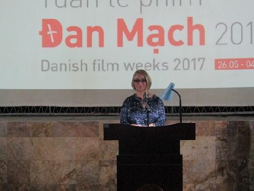 Khai mạc tuần lễ phim Đan Mạch tại Huế
