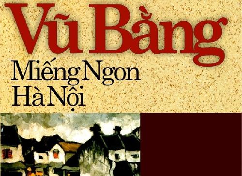 """Thu hồi sách """"Miếng ngon Hà Nội"""" của Nhà xuất bản Dân trí phát hành"""