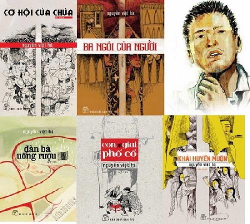 Cấu trúc đối thoại trong tiểu thuyết Nguyễn Việt Hà
