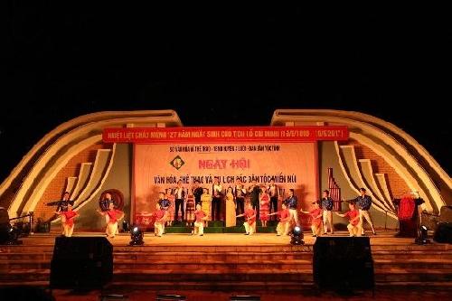 Khai mạc Ngày hội Văn hóa, Thể thao, Du lịch dân tộc miền núi ở Thừa Thiên Huế