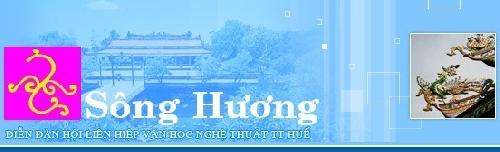 Sông Hương huyền thoại